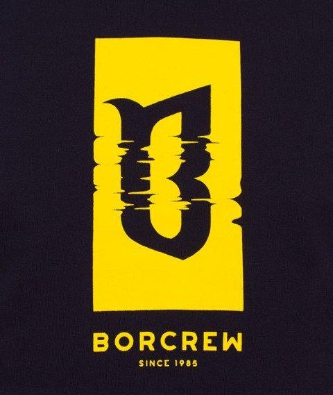 Biuro Ochrony Rapu-Glitch T-shirt Granat
