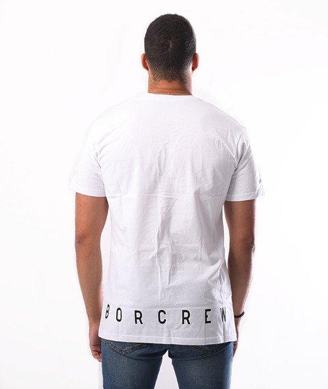 Biuro Ochrony Rapu-Kwardat T-shirt Biały