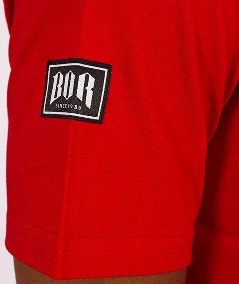 Biuro Ochrony Rapu-Laur T-shirt Czerwony