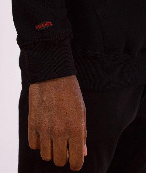 Biuro Ochrony Rapu-Lines Bluza Kaptur Czarna