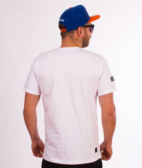 Biuro Ochrony Rapu-Lines T-shirt Biały