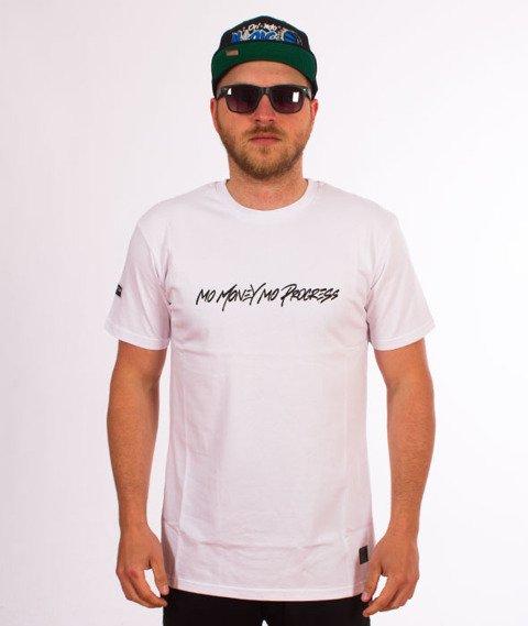 Biuro Ochrony Rapu-Money T-shirt Biały