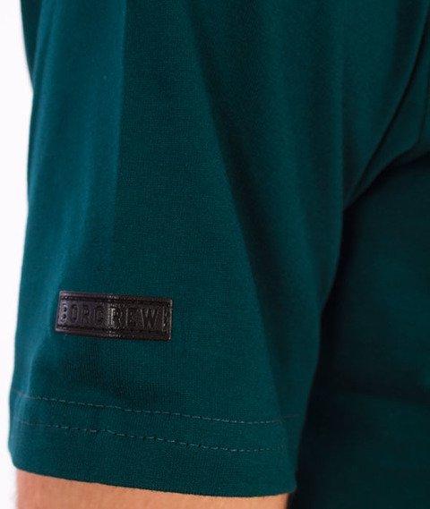 Biuro Ochrony Rapu-New Outline T-shirt Zielony