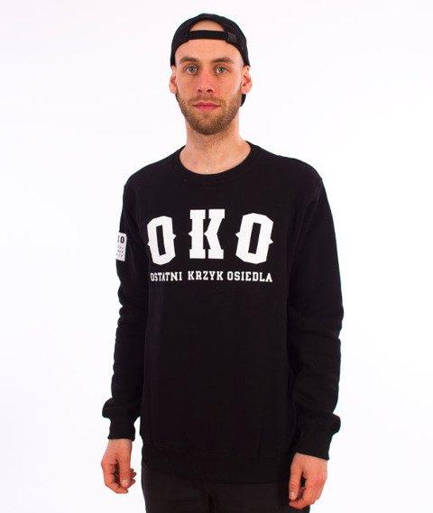 Biuro Ochrony Rapu-OKO New Bluza Czarna
