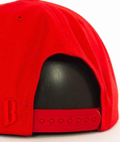 Biuro Ochrony Rapu-PSG Snapback Czerwony
