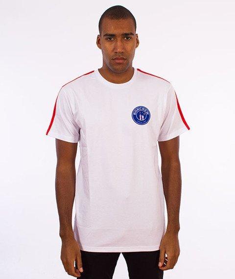 Biuro Ochrony Rapu-Round T-shirt Biały