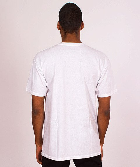 Black-Scale-Basic Logo T-Shirt White