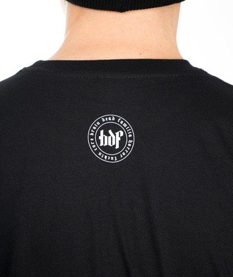 Brain Dead Familia-Brain T-shirt Czarny