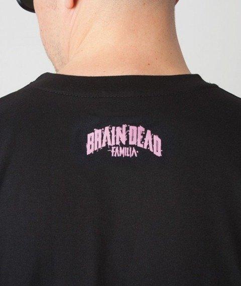Brain Dead Familia-Octopus T-shirt Czarny