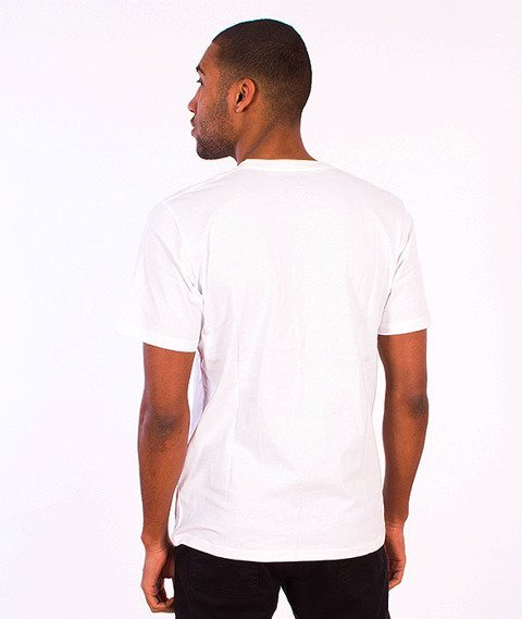 Carhartt-Contrast Pocket T-Shirt  White/Ash Heather