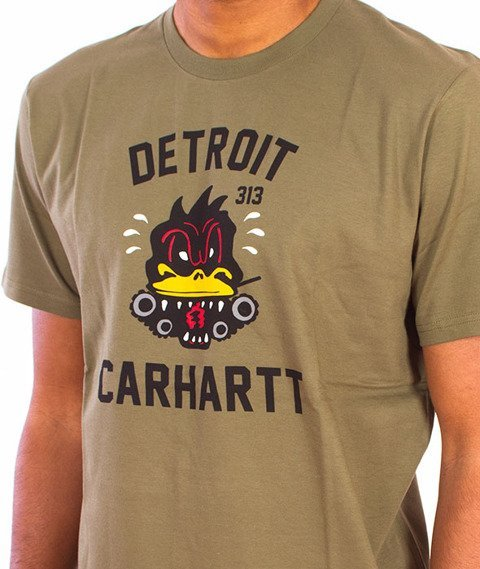 Carhartt-Duck Army T-Shirt Bog/Multicolor