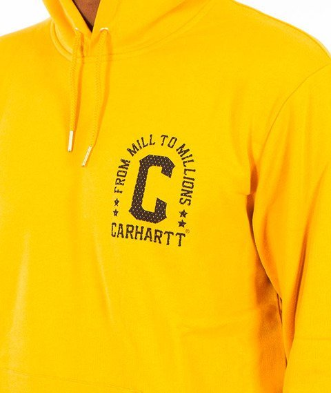 Carhartt-Mill 89 Hooded Oro/Black