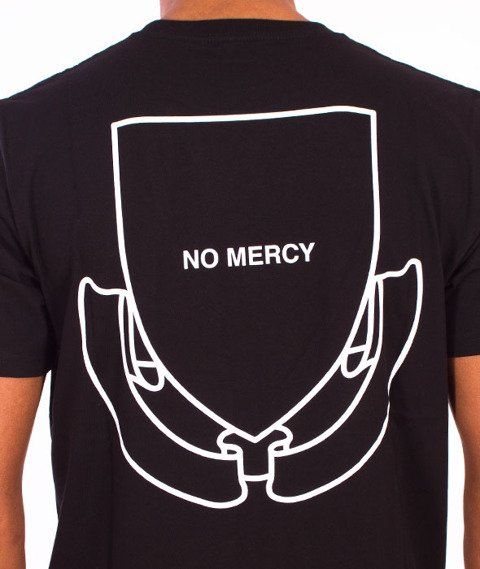 Carhartt-No Mercy T-Shirt Black/White