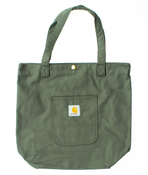 Carhartt-Simple Tote Bag Greenlake Rigid
