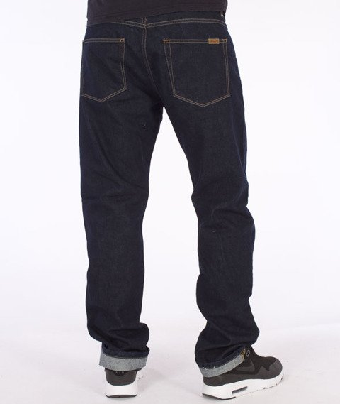 Carhartt-Vicious Pant Denim Blue Rinsed
