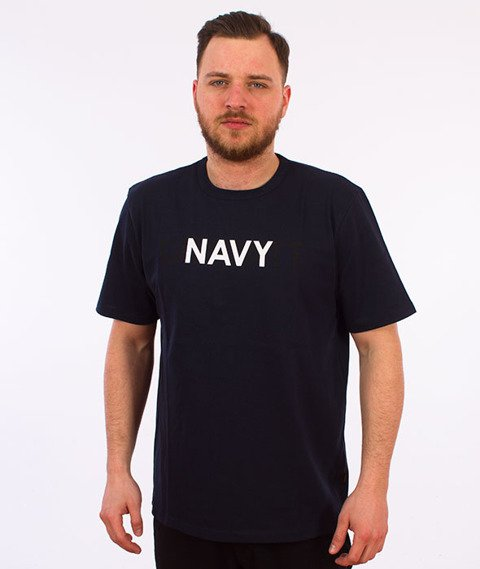 Carhartt WIP-CA Training T-Shirt Navy