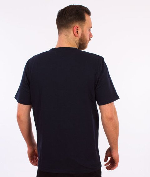 Carhartt WIP-CA Training T-Shirt Navy