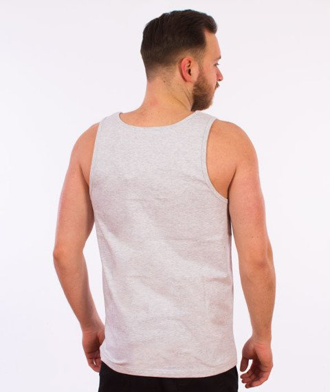 Carhartt WIP-Chase Tank Top Ash Heather