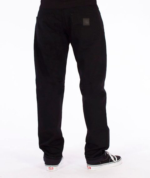Carhartt WIP-Klondike Pant Spodnie Chicago Cotton Black