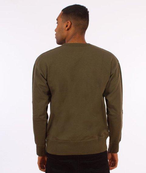Carhartt WIP-Military Training Sweatshirt Bluza Rover Green/Black