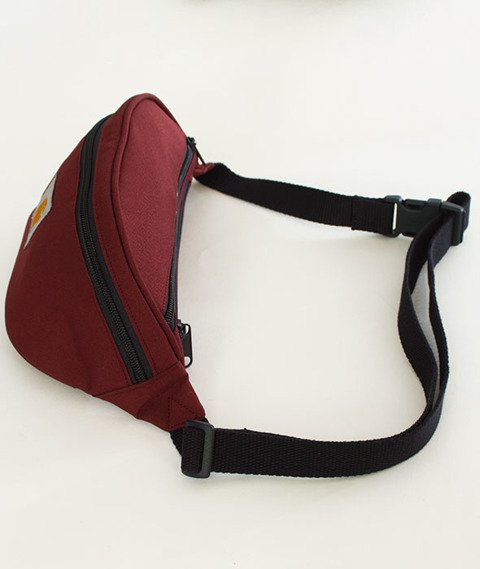 Carhartt WIP-Watch Hip Bag Nerka Chianti/Dark Navy