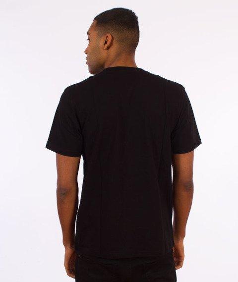 Carhartt WIP-Yale T-Shirt Black/White