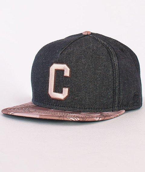 Cayler & Sons-Cee Desert Massive Cap Black/Floral Desert Camo