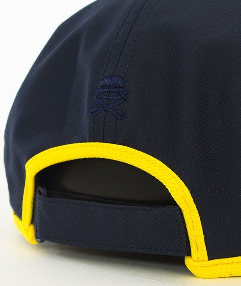 Cayler & Sons-Dynasty ATHL Snapback Light Navy