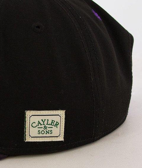 Cayler & Sons-Everything Is Purple Cap Black/Purple
