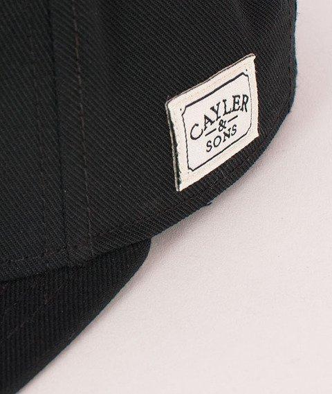 Cayler & Sons-Ivan Antonov Cap Black/Green/White