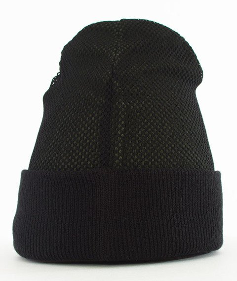 Cayler & Sons-Plated Old School Beanie Czapka Zimowa Black/Olive