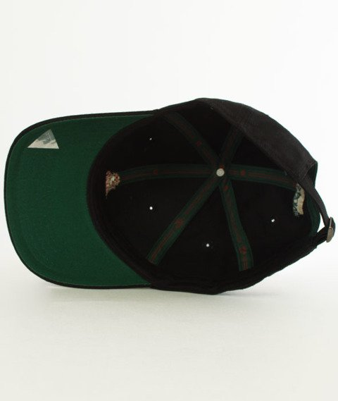 Cayler & Sons-WL Bedstuy Curved Snapback Black/Forest