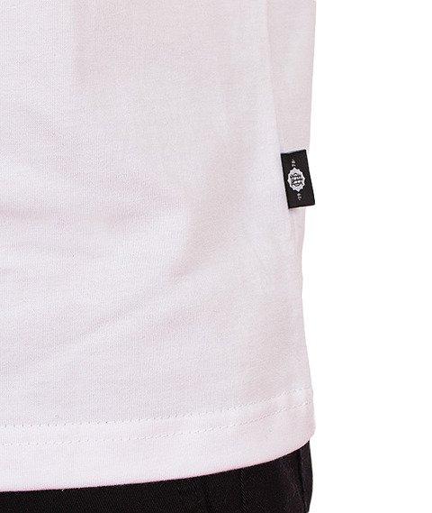 Chada-Guns T-Shirt Biały