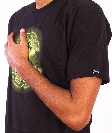 Crooks & Castles-Mirrors T-Shirt Black