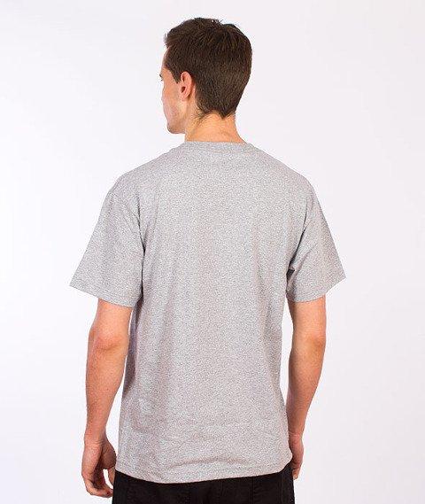 DGK-Face Down T-Shirt Szary