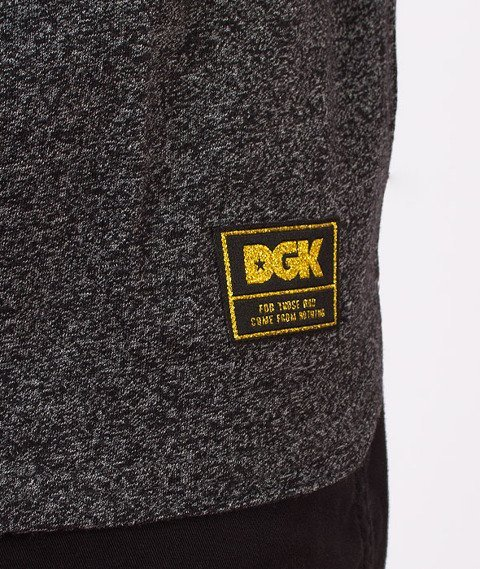 DGK-Never Enough T-Shirt Grafitowy