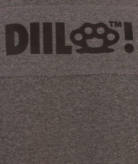 DIIL-Klasyk Knuckle DG Bluza Szara