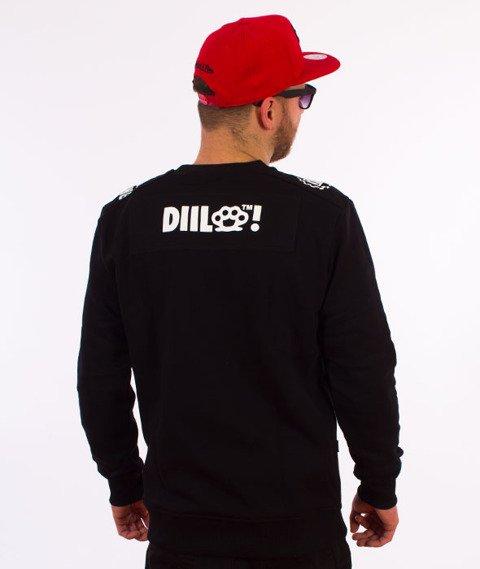 DIIL-Klasyk Knuckle DG Bluza Czarna