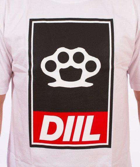 DIIL-Obej Kastet T-Shirt Biały