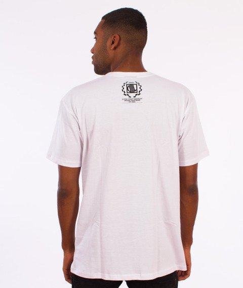DIIL-Splash T-Shirt Biały