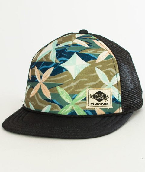 Dakine-Plate Lunch Czapka Trucker Island Bloom
