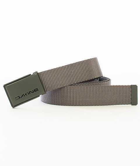 Dakine-Rail Belt Gunmetal