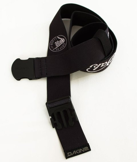 Dakine-Reach Belt Blackgrip