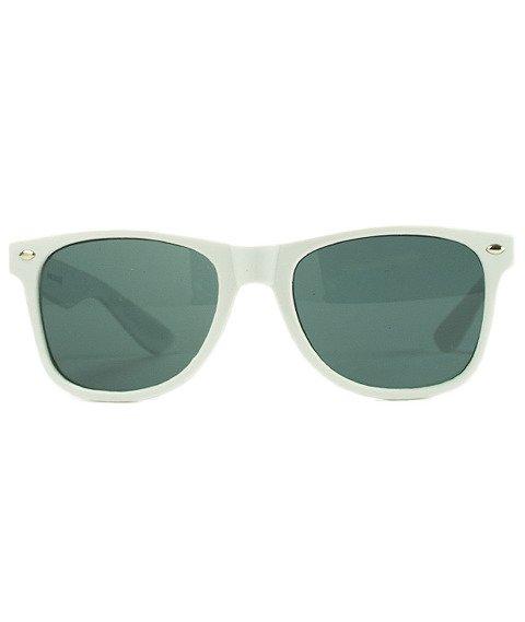 Diamante-Diamante 3 Okulary Białe