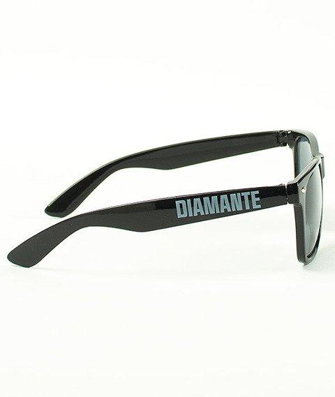 Diamante-Diamante 3 Okulary Czarne
