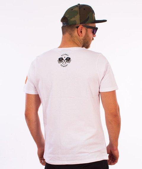 Diamante-Flag 02 T-Shirt Biały