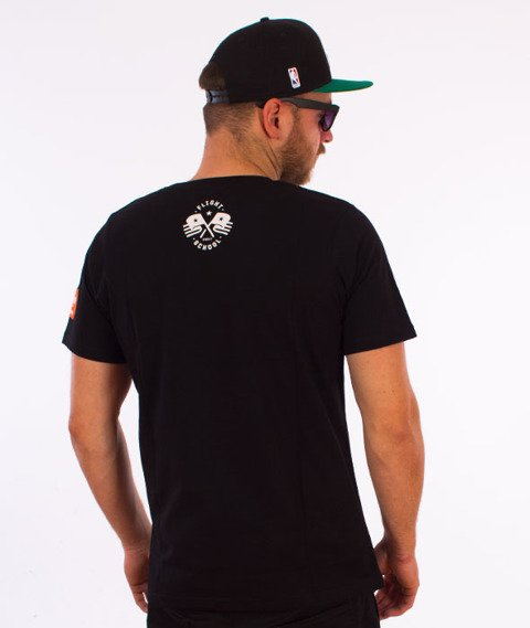 Diamante-Flag 02 T-Shirt Czarny