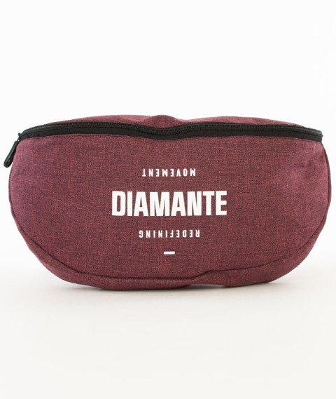 Diamante-Huba Nerka Bordowa