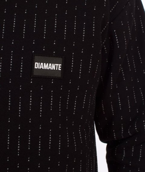 Diamante-Ja Pierdole Bluza Czarna