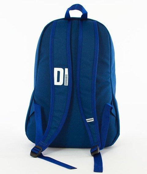 Diamante-LOGO 3 Plecak Niebieski